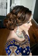 Hairstyles For Weddings Pictures by 16 Glamorous Indian Wedding Hairstyles Pretty Designs