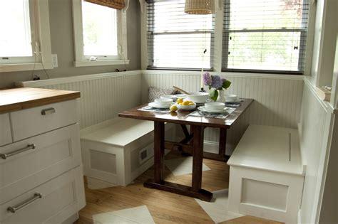 Diy Kitchen Nook Ideas by Diy Banquette Jessepeckwrites