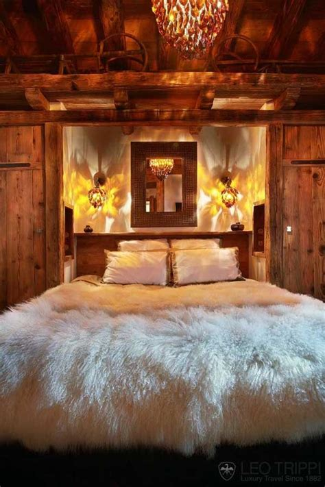 21 Extraordinary Beautiful Rustic Bedroom Interior Designs