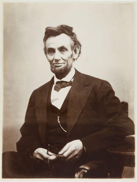 Abraham Lincoln   In September 1906 Henry Hughes of the ...