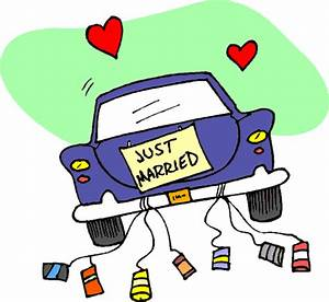 Just Married Clip Art Download