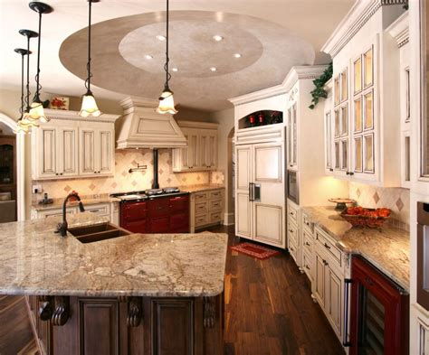 walker woodworking cabinetry french country project