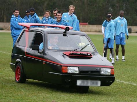 footballers   crazy cars  weirdest