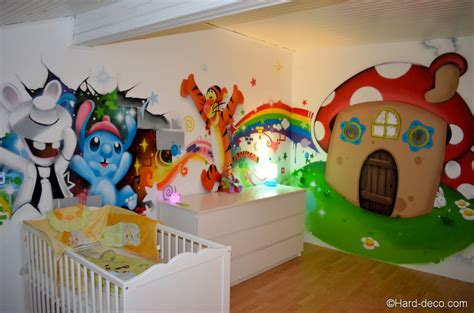 dessin mural chambre dessin chambre d enfant creative 3d mdf bulle de bande