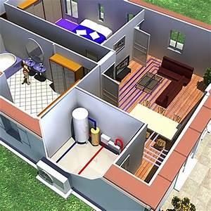 pompe a chaleur maison individuelle With pompe a chaleur pour maison