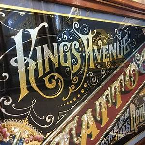 185 best window lettering and gold leaf images on With gold lettering paint