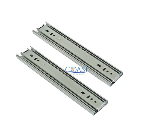 Drawer Tracks by 3 Section Drawer Cabinet Soft Bearing Sliding