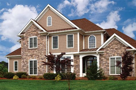stunning stones for home exterior ideas stunning home featuring country siding