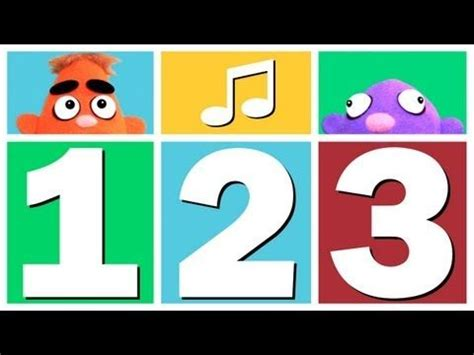 count 123 song learning numbers songs pancake 159 | 4a78fecd5b50d82e60fbf106cdcf0534