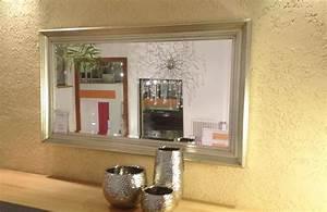 Spiegel Aufhängen Richtige Höhe : wandspiegel nina 80x137cm silbener spiegel ~ Bigdaddyawards.com Haus und Dekorationen