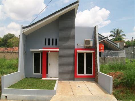 model teras rumah atap miring minimalis rumah impian