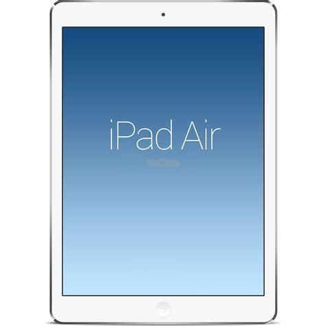 iPad Air Glass Repair **White** - Repair Ninja