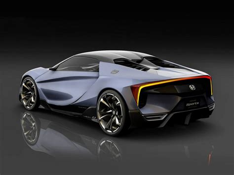 Honda Future Cars by Honda Sports Vision Gran Turismo Concept Car Design