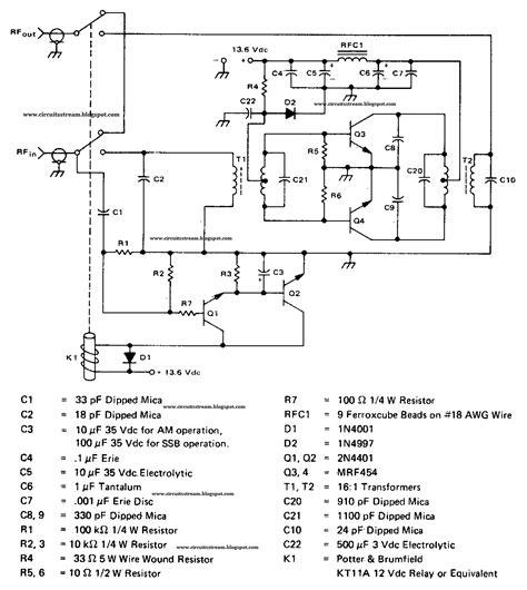 Build Amateur Radio Linear Amplifier Mhz