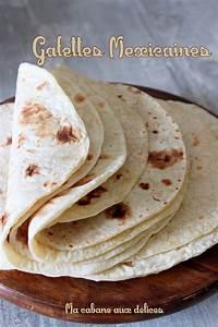 Recette Avec Tortillas Wraps : tortilla mexicaine galette pour fajitas recette tortilla recipe fajitas et vegan tortilla ~ Melissatoandfro.com Idées de Décoration