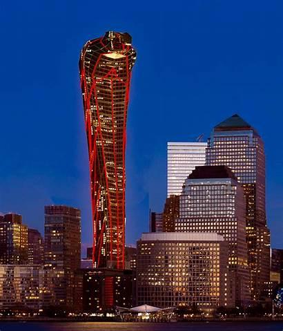 Cobra Tower Asian Skyscraper Skin Klyukin Vasily