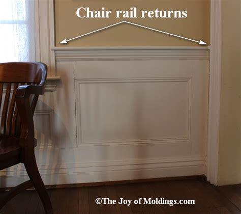 Wainscoting Cap Rail of molding studio design gallery best design