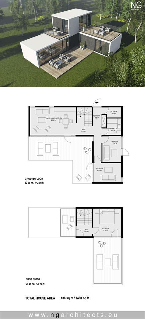 Villa Home Plans modular house plan villa spirit designed by ng architects