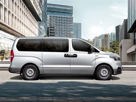 Hyundai Starex 2019 by Hyundai Starex 2019 Debuta Autocosmos