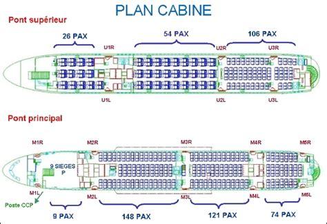 siege a380 airbus a380 seating plan