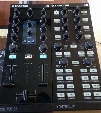 Z1 Traktor Instruments Native Kontrol Audiofanzine