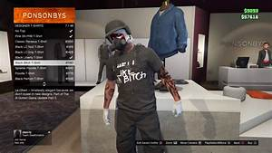 GTA 5 ONLINE - RNG OUTFIT - YouTube