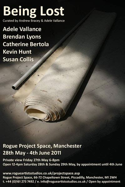 lost  rogue project space features liverpool