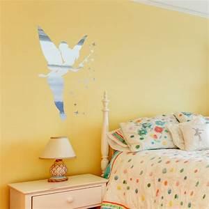 Stickers Effet Miroir : stickers f e effet miroir d coration f e pour chambre d 39 enfant ~ Teatrodelosmanantiales.com Idées de Décoration