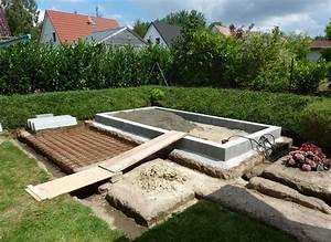 Bodenplatte Selber Machen : das richtige fundament f r ihr gartenhaus ~ Whattoseeinmadrid.com Haus und Dekorationen
