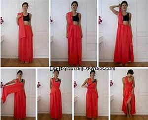 une robe plus vraie que nature astuces simples pour With faire une robe simple