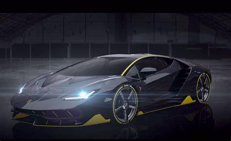 lamborghini  revealed    hp supercar