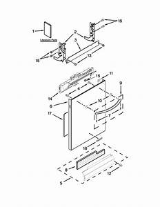 Kitchenaid Dishwasher Parts