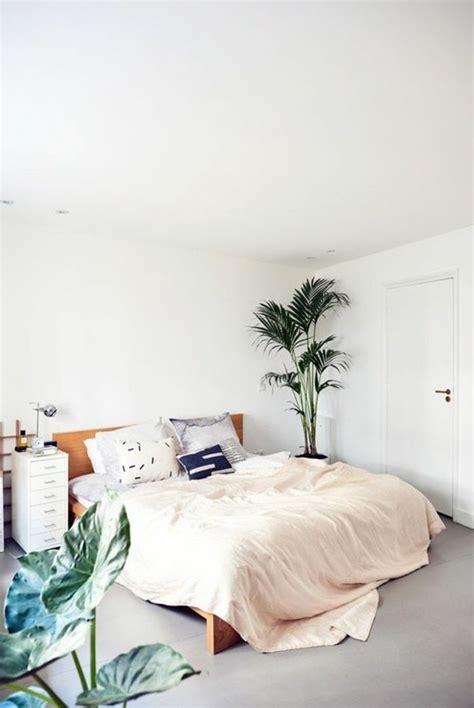 plante verte pour chambre a coucher idées chambre à coucher design en 54 images sur archzine fr