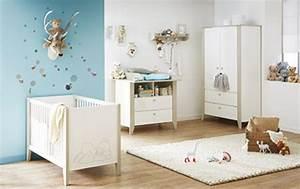 Chambre Bébé Ourson : lit bebe ourson blanc ~ Teatrodelosmanantiales.com Idées de Décoration