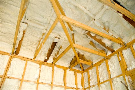 cozy home five insulation applications where foam can t