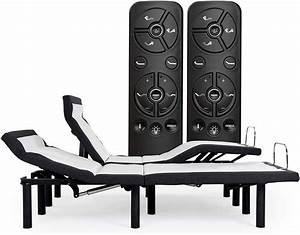 Best Adjustable Bed Bases With Wireless Remote  Head And