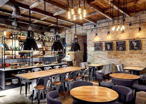 bar cuisine bottega wine and tapas by kley design studio interiorzine