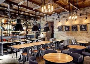 Bottega Wine and Tapas by Kley Design Studio - InteriorZine
