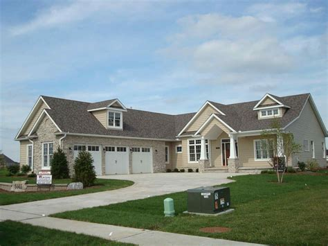 design story one story exterior house designs datenlabor info Home