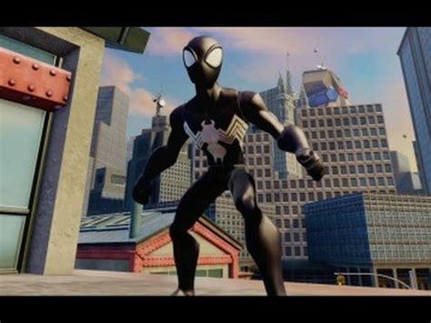 disney infinity  alien symbiote spider man  roam