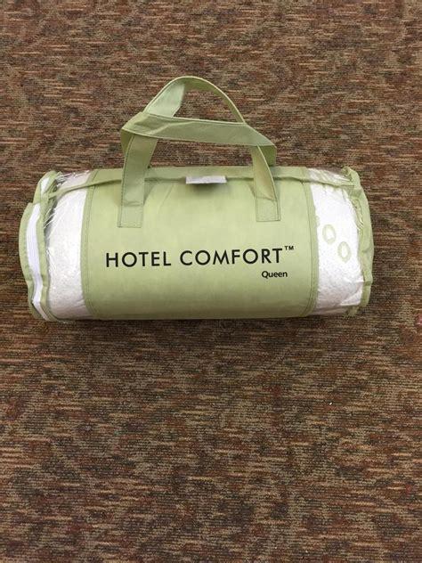 hotel comfort bamboo pillow king hotel comfort hypoallergenic bamboo memory foam pillow