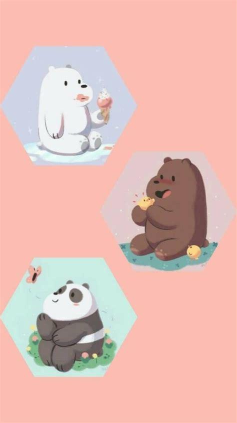 bare bears wallpaper characters games baby bears