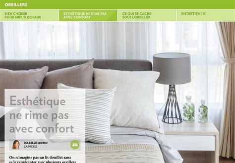 Dormir Avec Plusieurs Oreillers by Bien Choisir Pour Mieux Dormir La Presse