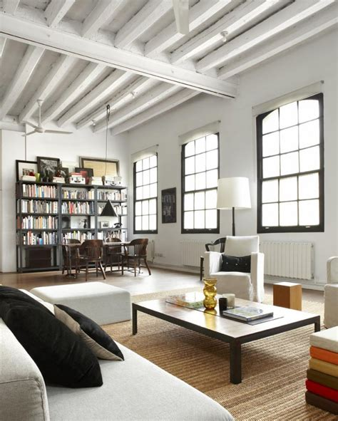 New York Style Loft In Downtown Barcelona By Shoot 115. Good Colors For A Living Room. Desk Living Room Design Ideas. Beach Chic Living Room Ideas. Chair Types Living Room. Chaise Lounge Living Room Arrangement. Area Rug Living Room. How To Set Up A Living Room. Zebra Print Living Room Ideas