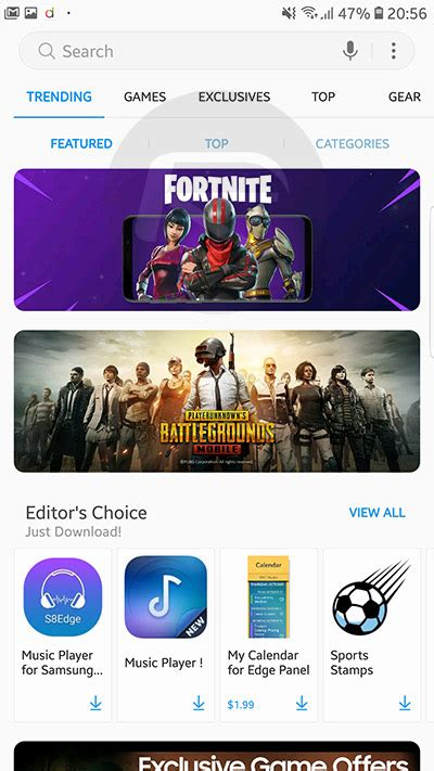 fortnite android apk released for samsung galaxy devices redmond pie