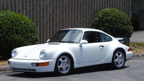 1991 porsche 911 turbo 1991 porsche 911 turbo s106 1 los angeles 2017