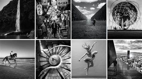 amazing black  white instagram accounts  inspire