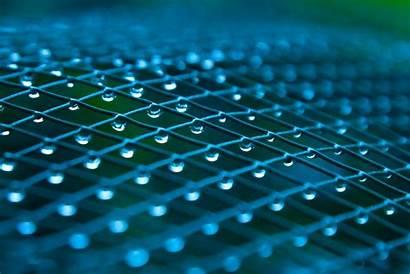 Technology Cool Rain Microfluidics Backgrounds Water Texture
