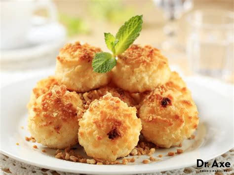 coconut macaroons coconut macaroons recipe dr axe