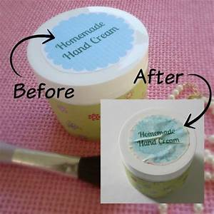 My 3 simple and practical ways to label the make your for Labels for homemade products